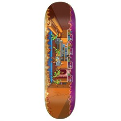 Santa Cruz TMNT Arcade Everslick 8.5 Skateboard Deck