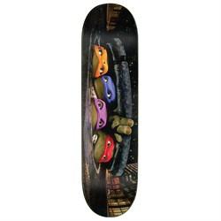 Santa Cruz TMNT Poster Everslick 8.25 Skateboard Deck