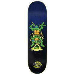 Santa Cruz TMNT Leonardo 8.375 Skateboard Deck