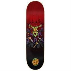 Santa Cruz TMNT Raphael 8.25 Skateboard Deck