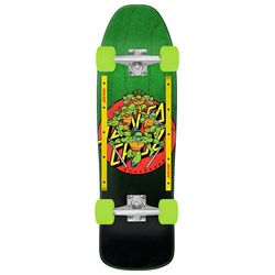 Santa Cruz TMNT Turtle Power 9.35 Skateboard Complete