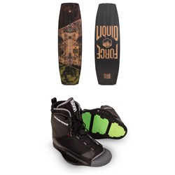 Liquid Force Verse Wakeboard ​+ Transit Bindings