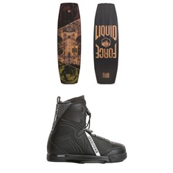 Liquid Force Verse Wakeboard ​+ Classic Bindings