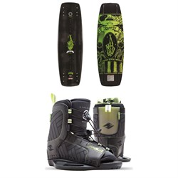 Byerly Wakeboards Brigade Wakeboard ​+ Hyperlite Remix Bindings