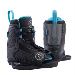 Hyperlite Remix Jr. Wakeboard Bindings - Boys' 2019
