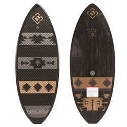 Byerly Wakeboards Action Wakesurf Board 2019