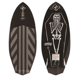 Byerly Wakeboards Speedster Wakesurf Board 2019