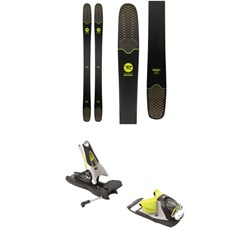 Rossignol Soul 7 HD Skis ​+ Look SPX 12 Dual Bindings