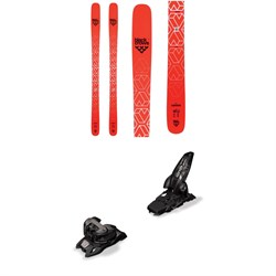 Black Crows Camox Skis ​+ Marker Griffon 13 ID Ski Bindings 2019