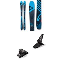 Fischer Ranger 102 FR Skis + Marker Griffon 13 ID Ski Bindings 2019