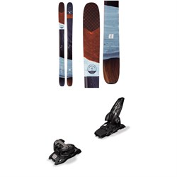 Armada Tracer 108 Skis + Marker Griffon 13 ID Ski Bindings 2019