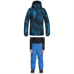 Quiksilver Mission Printed Jacket + Quiksilver Porter Pants - Boys'