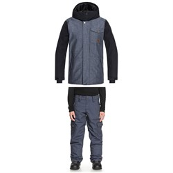 Quiksilver Ridge Jacket ​+ Quiksilver Porter Denim Pants - Boys'