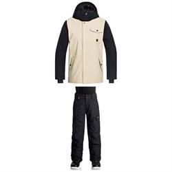 Quiksilver Ridge Jacket + Quiksilver Porter Pants - Boys'