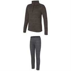 Terramar Ecolator Baselayer Top ​+ Pants - Kids'