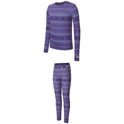 Terramar Thermolator Baselayer Top ​+ Pants - Kids'