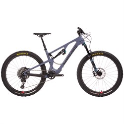 Santa Cruz Bicycles 5010 C S Reserve Complete Mountain Bike