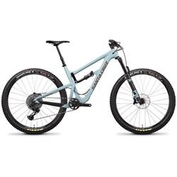Santa Cruz Bicycles Hightower LT C S Complete Mountain Bike 2019