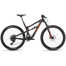 Santa Cruz Bicycles Hightower C S Complete Mountain Bike 2019