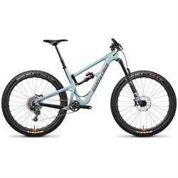 Santa Cruz Bicycles Hightower LT CC X01 Reserve Complete Mountain Bike 2019