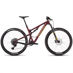 Santa Cruz Bicycles Tallboy C S Complete Mountain Bike 2019