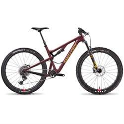 Santa Cruz Bicycles Tallboy CC X01 Reserve Complete Mountain Bike 2019