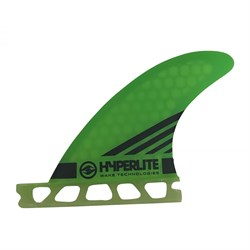 Hyperlite 3.5'' Flux Surf Fin Set w​/ Key