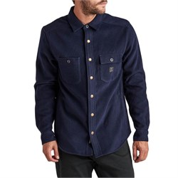 Roark Andes Long-Sleeve Flannel Shirt