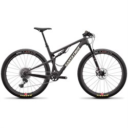 Santa Cruz Bicycles Blur TR CC X01 Reserve Complete Mountain Bike 2019