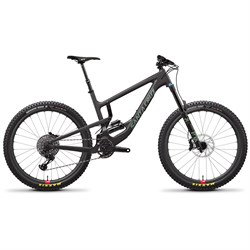 Santa Cruz Bicycles Nomad C S Reserve Complete Mountain Bike 2019