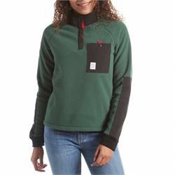 Topo Designs Mountain Fleece - Women's