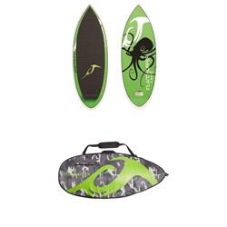 Inland Surfer Tako Wakesurf Board + Inland Surfer Board Bag 2018