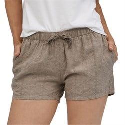 Patagonia Island Hemp Baggies Shorts - Women's