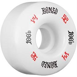 Bones 100s #12 OG Formula V4 Skateboard Wheels