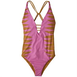 Patagonia Reversible Extended Break One-Piece Swimsuit - Women's