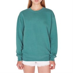 Obey Clothing Box Pigment Crewneck Fleece Pullover - Women's