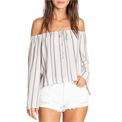 Billabong Light It Up Off-the-Shoulder Top - Women's
