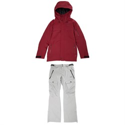 fec1e135ec Oakley Snow Insulated 2L Jacket + Snow Insulated 2L Pants - Women s  400.00   300.00 Sale