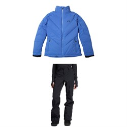 Oakley Snow Down 2L Jacket ​+ Softshell Pants - Women's