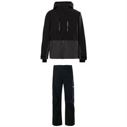 Oakley Ski Insulated 2L Jacket + Shell 2L Pants