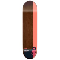 Girl Carroll Tail Block 8.375 Skateboard Deck