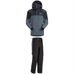 Arc'teryx Rush Jacket + Iser Pants