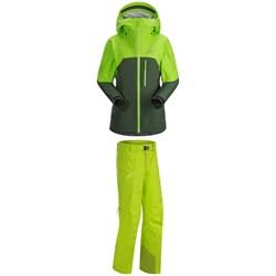 Arc'teryx Shashka Jacket + Sentinel Pants - Women's