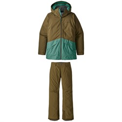 Patagonia Insulated Snowbelle Jacket - Women's + Patagonia Insulated Snowbelle Pants - Women's