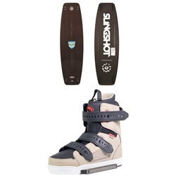 Slingshot Nomad Wakeboard ​+ Shredtown Wakeboard Bindings 2019