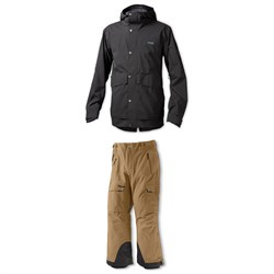 Trew Gear Powfish Jacket ​+ Eagle Pants