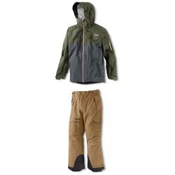 Trew Gear Powfunk Jacket + Eagle Pants