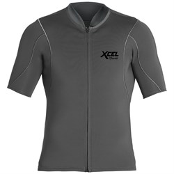 XCEL Axis 1​/.5 Short Sleeve Front Zip Wetsuit Jacket