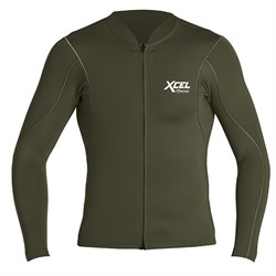 XCEL Axis 1​/.5 Long Sleeve Front Zip Jacket