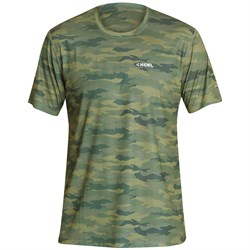XCEL ThreadX Hawaiian Camo Short Sleeve Top